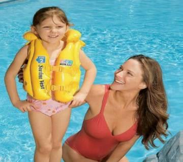 Intex Pool School Deluxe Swim Vest For Kids
