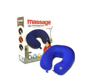 Neck Massage Pillow – Blue