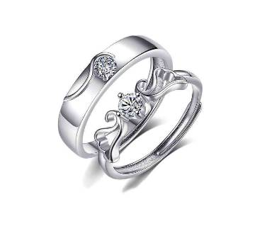 Love Promise Couple Finger Ring