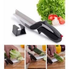 Clever Cutter 2-in-1 food chooper