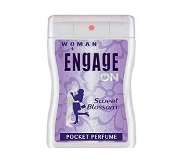 Engage on (Sweet Blossom) ladies body spray