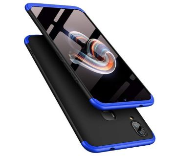 Vivo Y93 360 Degree GKK Phone Back Cover - Blue