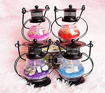 Sea style Metal Candle Lantern Light