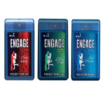 Engage Pocket Perfume -india (3piece)