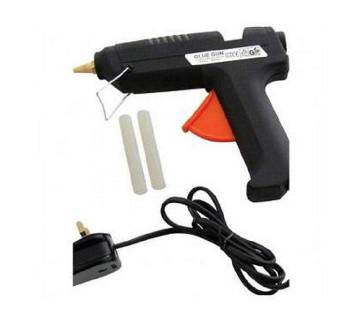 ELECTRONIC  HOT MELT GLUU GAN WITH 2 PIECE GLU STICK