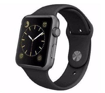 APPLE A1 SMART WATCH - SIM SUPPORTED (COPY)
