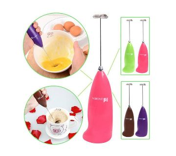 Electric Rechargeable Handheld Mixer