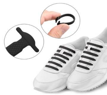 Easy Flat Lazy Silicone Shoelaces