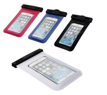 Waterproof Mobile Pouch Bag - Piece
