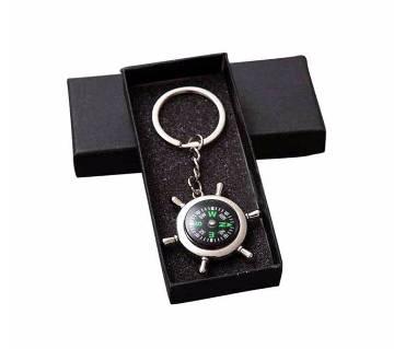 FBC-357 Compass Key Ring