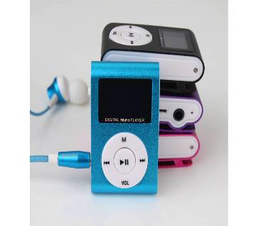 Digital mp3 Player with Display 1 piece