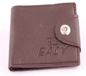 PU Leather Menz Wallet