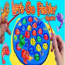 Fishing Game for kids