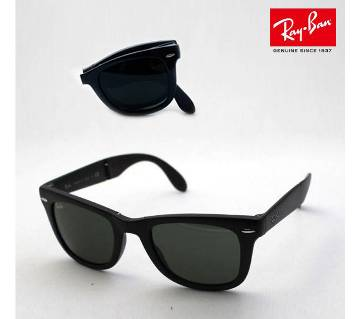 Ray-Ban  Folding Sunglasses for Men-Black -Copy