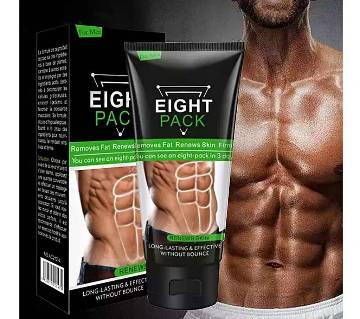 Eight Pack Body Slimming Oil For Men 30ml - UAE