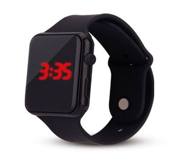 APPLE DESIGN DIGITAL SMART WRIST WATCH (PUSH TOUCH)-COPY.