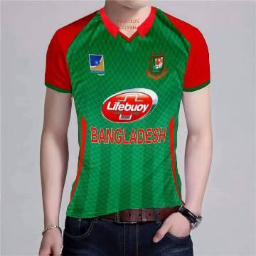 Bangladesh Half Sleeve jersey  - Copy