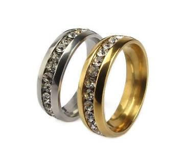 Couple Stainless Steel finger Ring