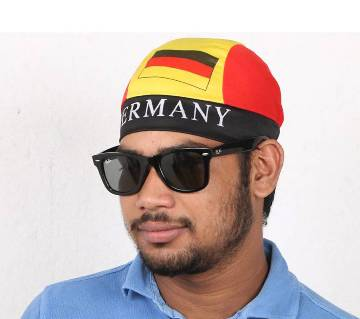 GERMANY SUPPORTER HEAD CAP
