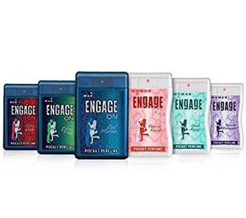 ENGAGE women pocket perfume (India)