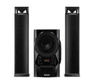 Philips MMS2160B W Bluetooth Home Audio Speaker