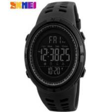 SKMEI 1251 Men Sporty Countdown Double Time Digital Watch