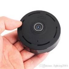 Panoramic Wifi IP P2P Night Vision Mini Camera 360 Degree