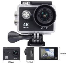 Full HD 1080P Sports Action Camera