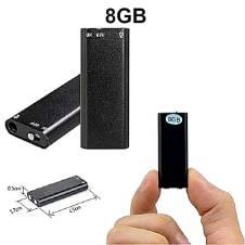 মিনি ডিজিটাল ভয়েস রেকোর্ডার 8GB উইথ MP3 প্লেয়ার