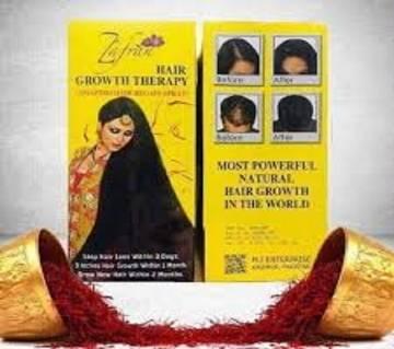 Zafran Hair Growth Therapy (Kashmeri অয়েল) Pakistan