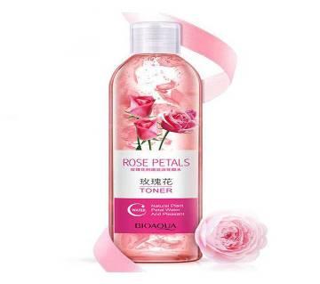 Bioaqua Rose Petals Essence ওয়াটার ফেস টোনার 250ml China
