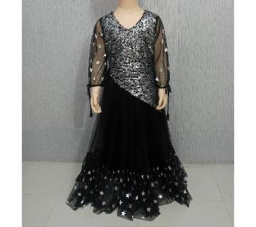 Girls Party Gown