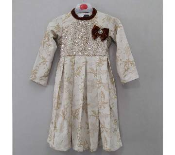 Winter party dress for girls
