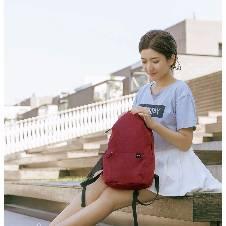 Xiaomi Mi 10L ব্যাকপ্যাক (Dark Red)