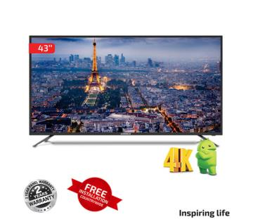 Linnex SMART LED TV - 43 Black
