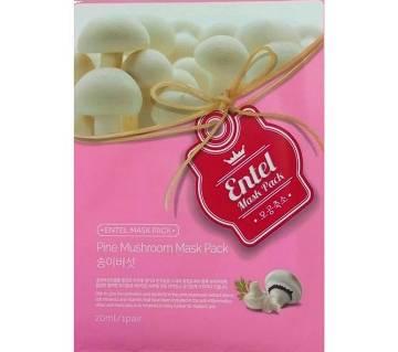 Entel sheet mask Entel Aqua 7 Variety (25mlx5 Packs) Korea