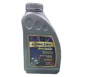 LUBKING Engine Oil 20W50 API SL/CF - Made in Korea