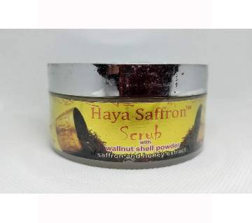 Haya Saffron ফেস স্ক্রাব - India