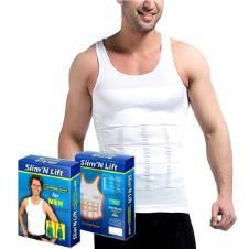Slim & Lift Inner Wear Slimming vest for men