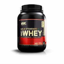 OPTIMUM NUTRITION GOLD STANDARD 100% Whey প্রোটিন পাওড়ার- 2 Pound