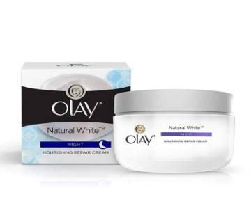 Olay naturals night cream India