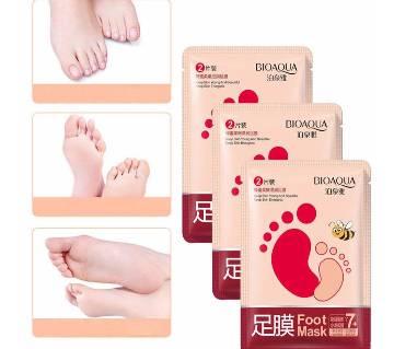 BIOAQUA Foot Masks For Pedicure Socks Peeling - 1 Pair