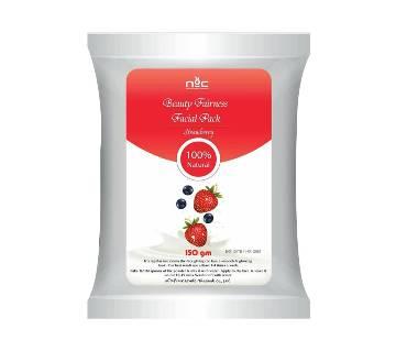 NOC Beauty Fairness Facial Pack  Strawberry  Flavor 150gm - Thailand