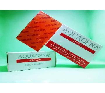 AQUAGENA একনি সোপ 100g - বেলজিয়াম