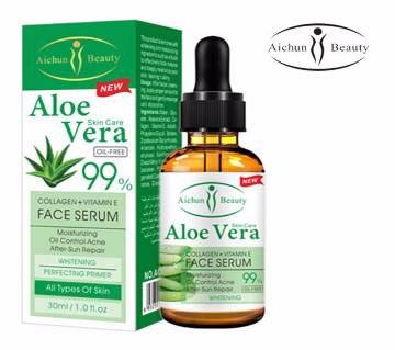 Aichun Beauty Aloe Vera Serum -30ml -china