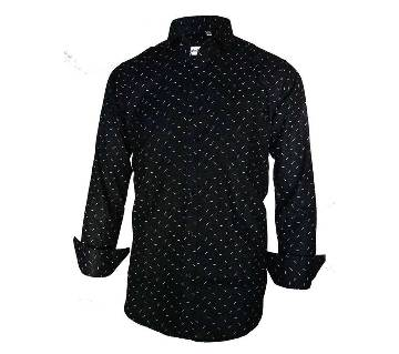Gents Full-sleeve Printed Cotton Shirt