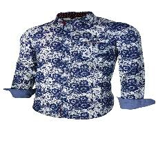 Gents Full-Sleeve Casual Shirt