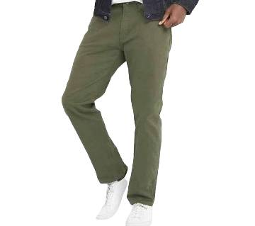 Mens Stretch Twill Pant