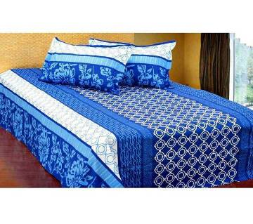 Double Size Bedsheet Set