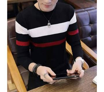 Full Sleeve Cotton T Shirt For Men